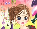 Vajze-game-make-up