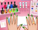 Manicure-set-in-a-beauty-salon