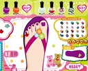 Pedicure-set-for-summer